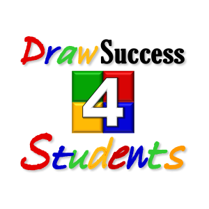 DrawSuccess4Students square 3D Logo2